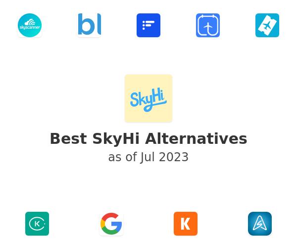 Best SkyHi Alternatives