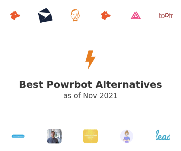 Best Powrbot Alternatives