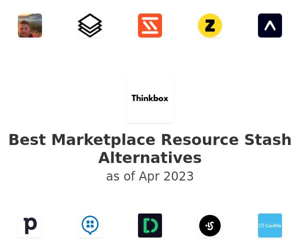 Best Marketplace Resource Stash Alternatives