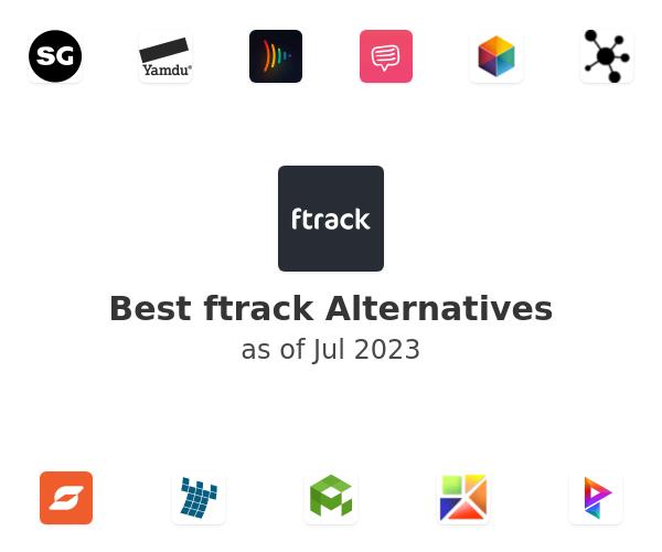 Best ftrack Alternatives