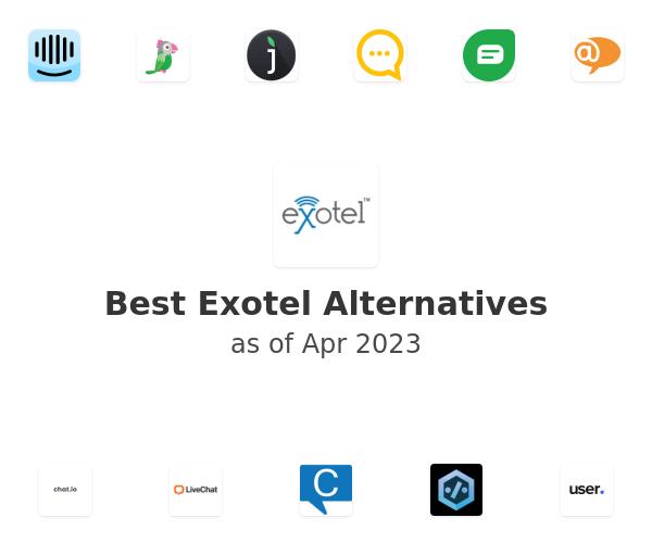 Best Exotel Alternatives