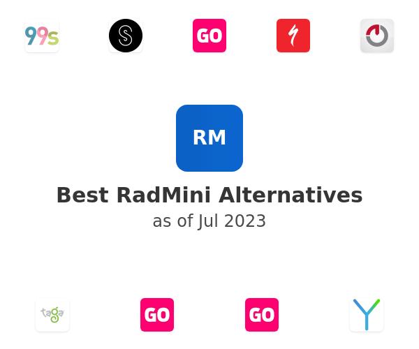 Best RadMini Alternatives