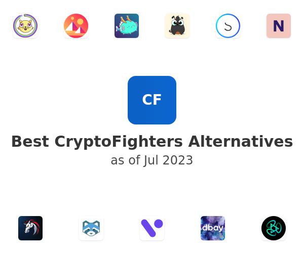 Best CryptoFighters Alternatives