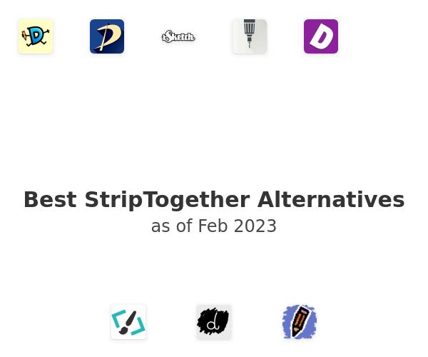 Best StripTogether Alternatives