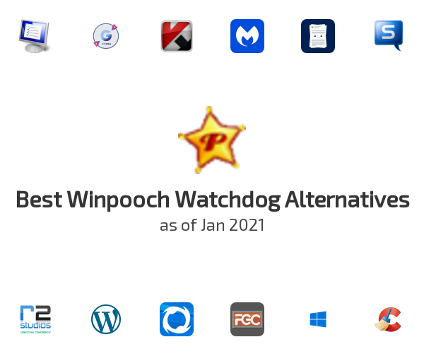 Best Winpooch Watchdog Alternatives