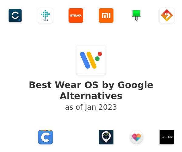 Best Wear OS by Google Alternatives
