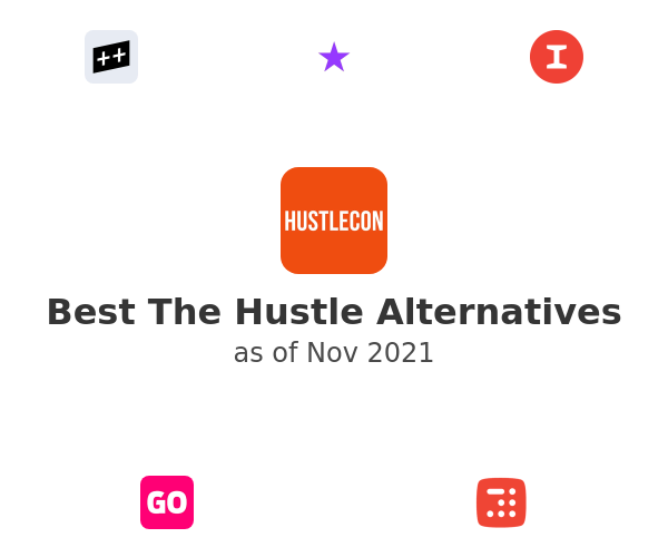 Best The Hustle Alternatives