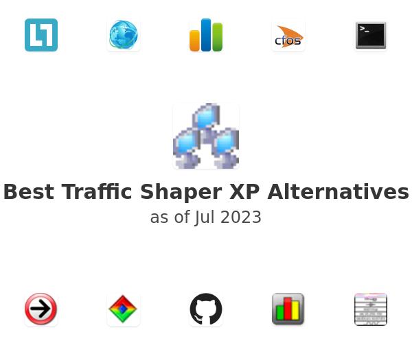 Best Traffic Shaper XP Alternatives