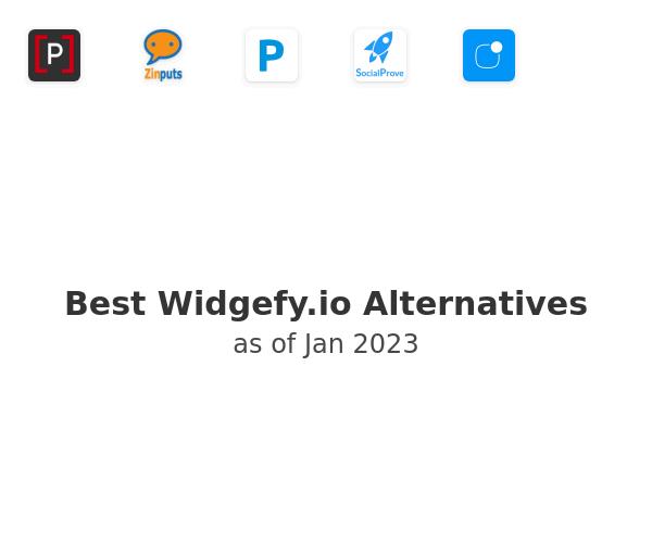 Best Widgefy.io Alternatives