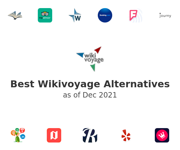 Best Wikivoyage Alternatives