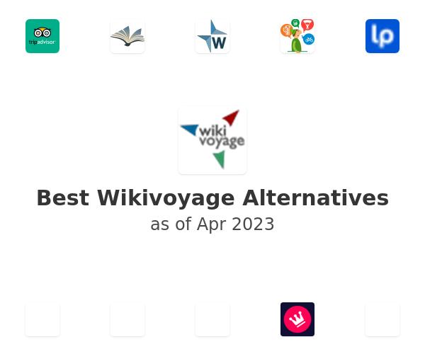 Best Wikivoyage Alternatives