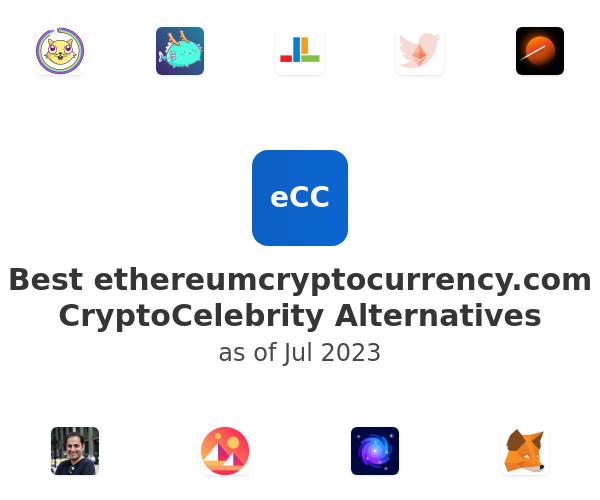 Best CryptoCelebrity Alternatives