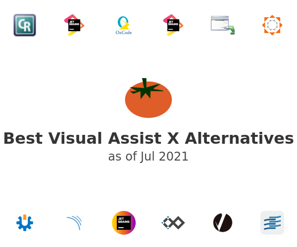 Best Visual Assist X Alternatives