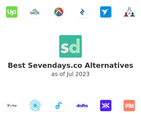 Best Sevendays Alternatives