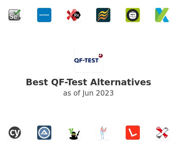 Best QF-Test Alternatives