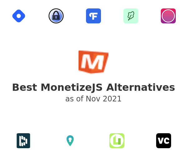 Best MonetizeJS Alternatives