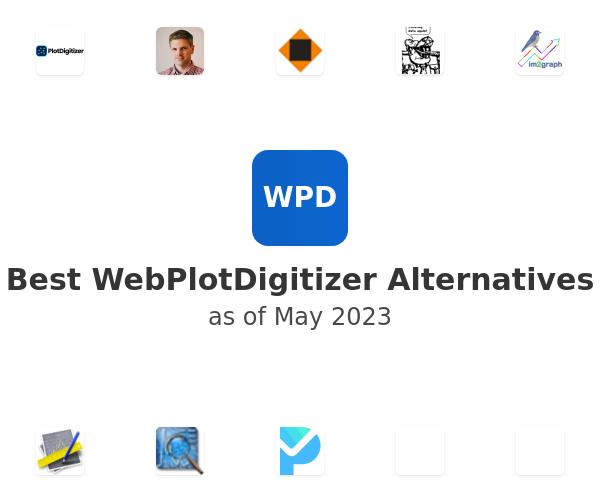 Best WebPlotDigitizer Alternatives