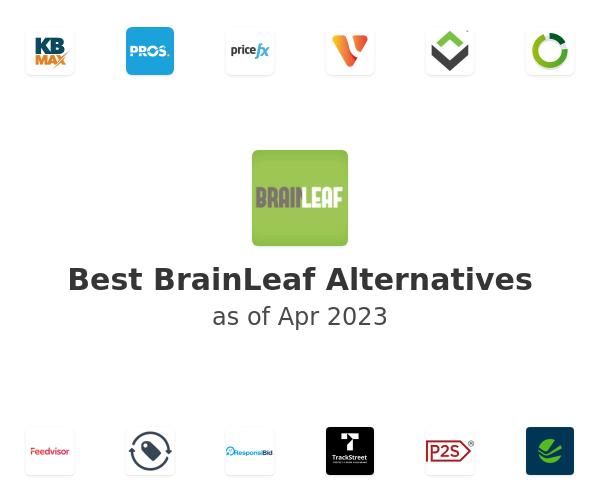 Best BrainLeaf Alternatives