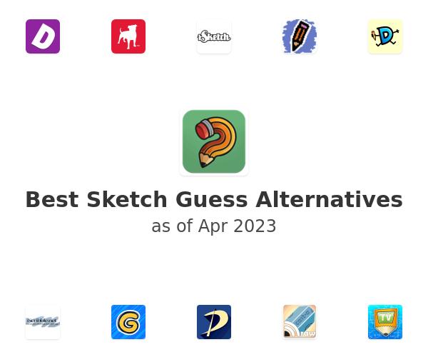 Best Sketch Guess Alternatives