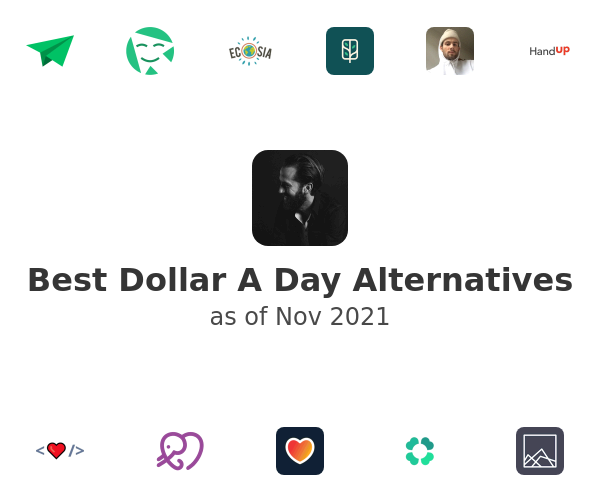 Best Dollar A Day Alternatives