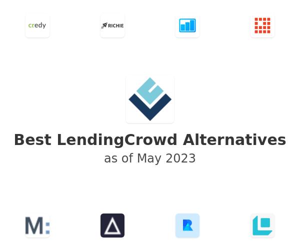 Best LendingCrowd Alternatives