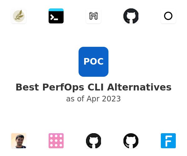 Best PerfOps CLI Alternatives
