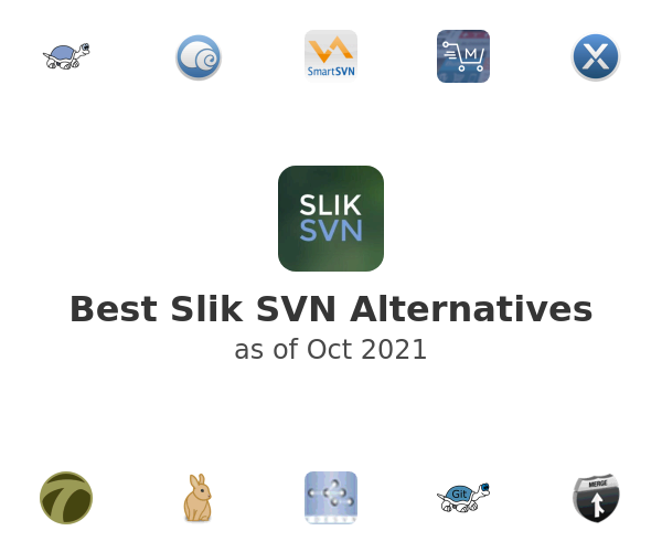 Best Slik SVN Alternatives