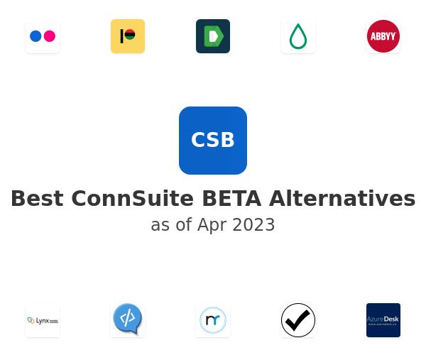 Best ConnSuite BETA Alternatives