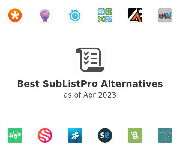 Best SubListPro Alternatives