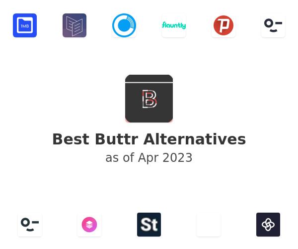 Best Buttr Alternatives