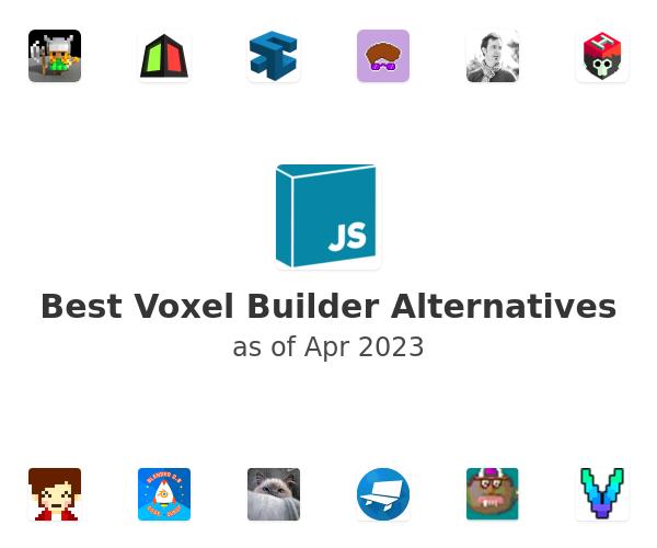 Best Voxel Builder Alternatives
