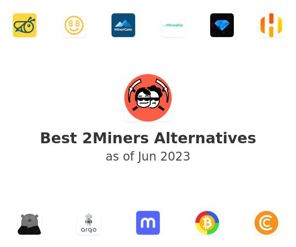 Best 2Miners Alternatives