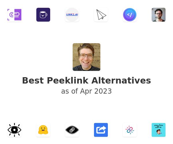 Best Peeklink Alternatives