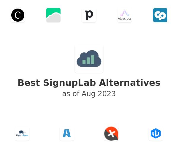 Best SignupLab Alternatives