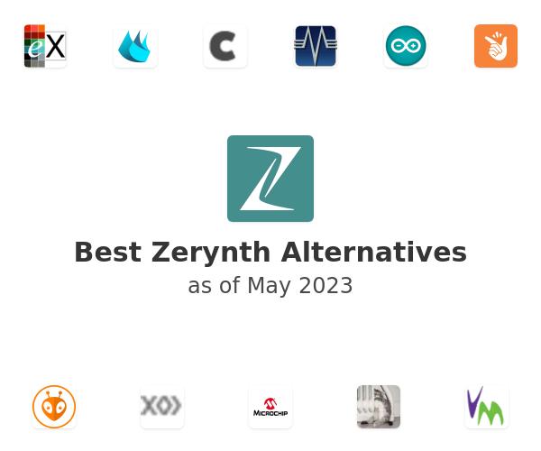 Best Zerynth Alternatives