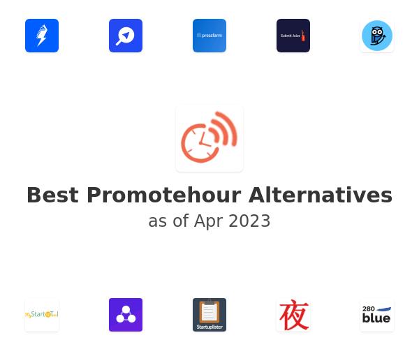 Best Promotehour Alternatives