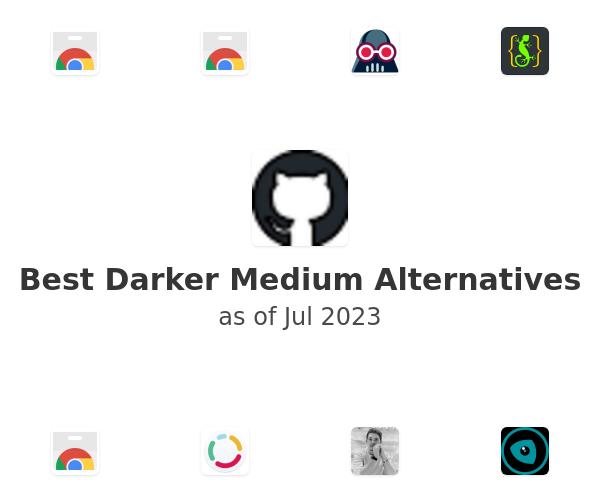 Best Darker Medium Alternatives