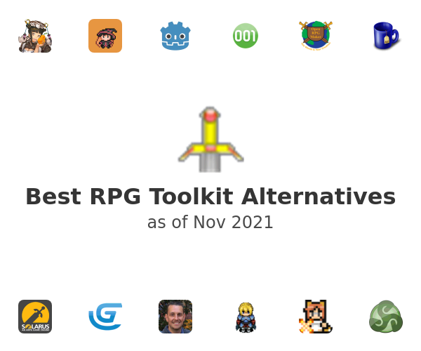 Best RPG Toolkit Alternatives