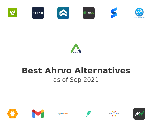 Best Ahrvo Alternatives
