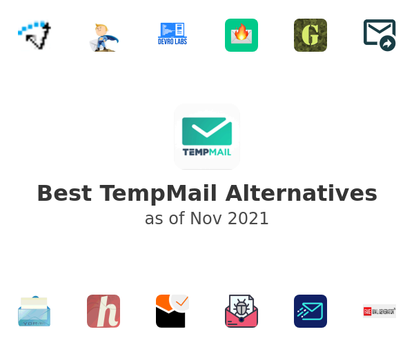 Best TempMail Alternatives
