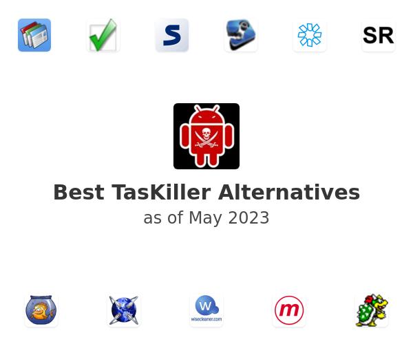 Best TasKiller Alternatives