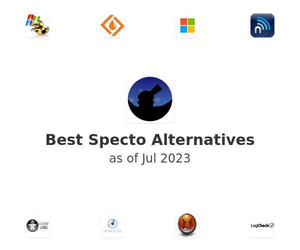 Best Specto Alternatives