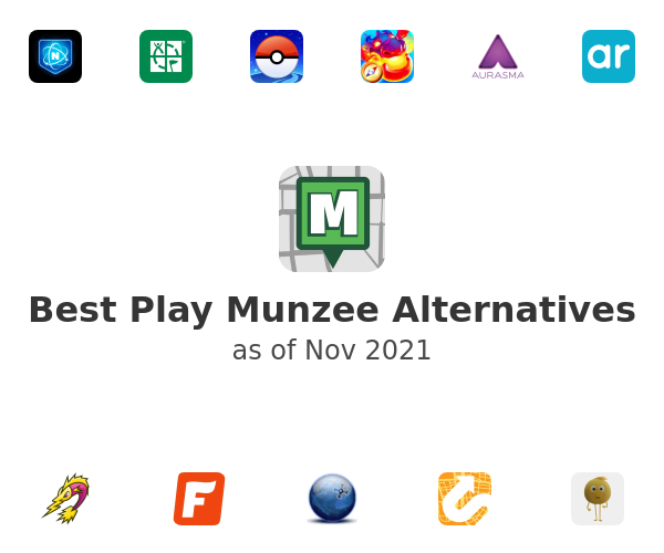 Best Play Munzee Alternatives