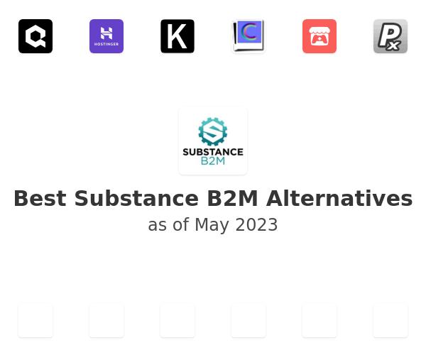 Best Substance B2M Alternatives