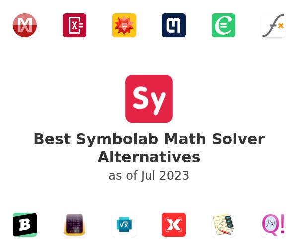 Best Symbolab Math Solver Alternatives