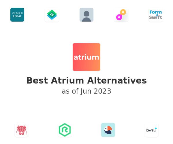 Best Atrium Alternatives