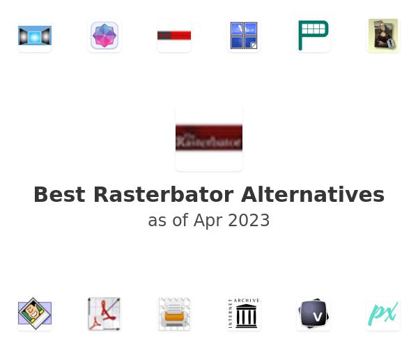 Best Rasterbator Alternatives