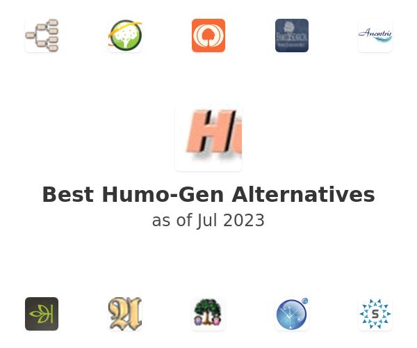 Best Humo-Gen Alternatives