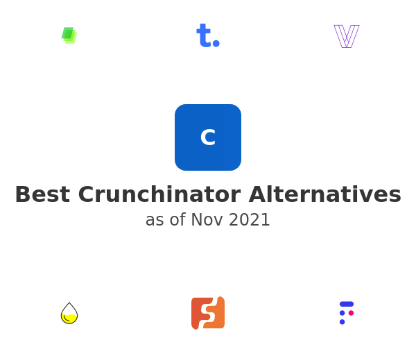 Best Crunchinator Alternatives