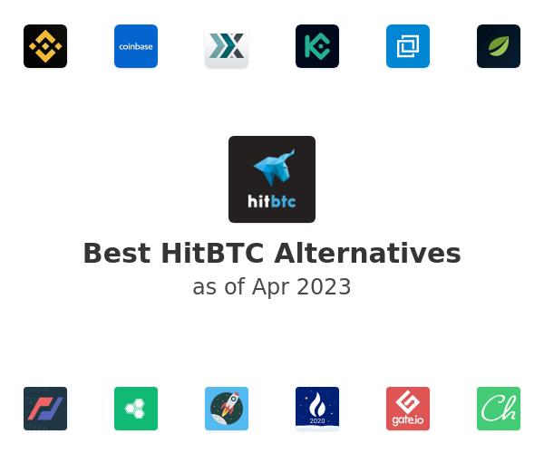 Best HitBTC Alternatives